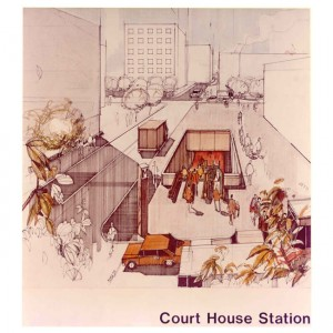 Court House Station