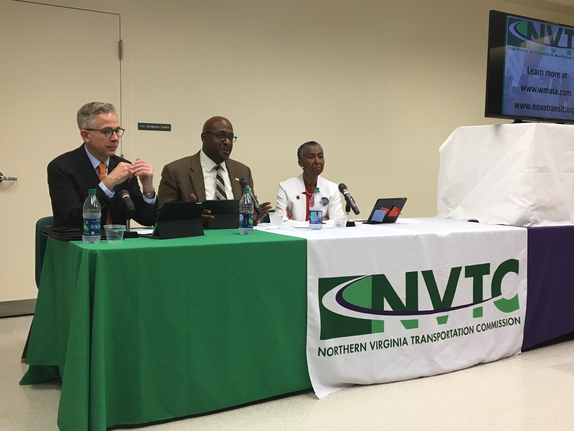 NVTC To Host WMATA Board Member Forum