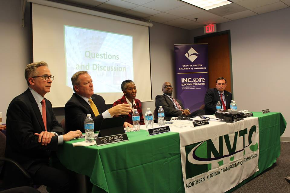 VA's WMATA Board Members Q&A On Metro